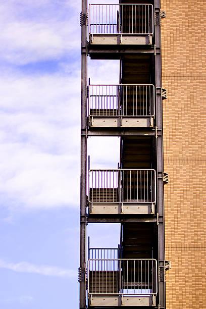 Treppen und Heavens – Foto