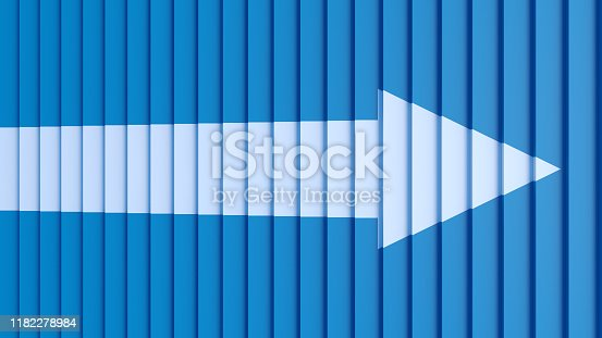 959023366istockphoto Stairs concept with arow 1182278984