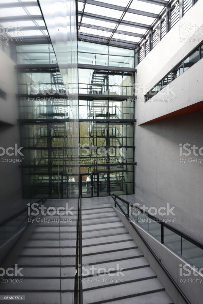 계단 escalier - 로열티 프리 0명 스톡 사진