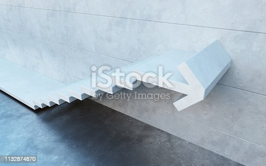 182237699 istock photo stairs going  upward 1132874870