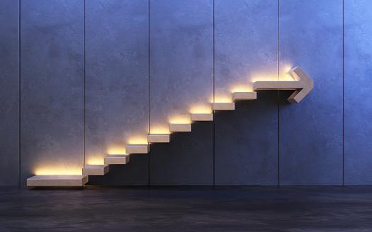 istock stairs going  upward 1134927077