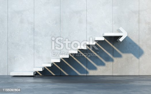 istock stairs going  upward 1155092804
