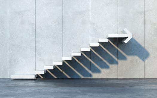 istock stairs going  upward 1155092804