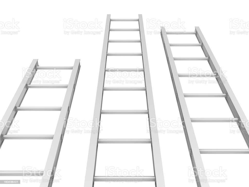 Stairs moving Up royalty-free stock photo