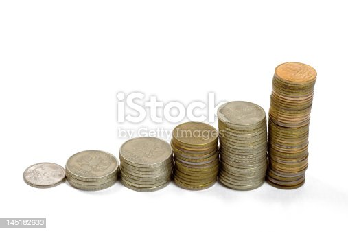 istock stairs of coins 145182633