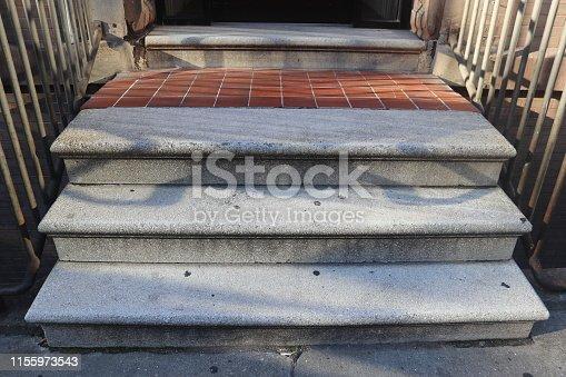 istock Stairs 1155973543