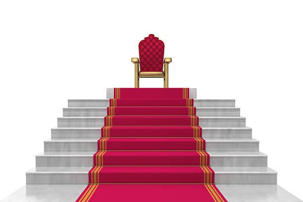 ステアズ - 王座 ストックフォトと画像