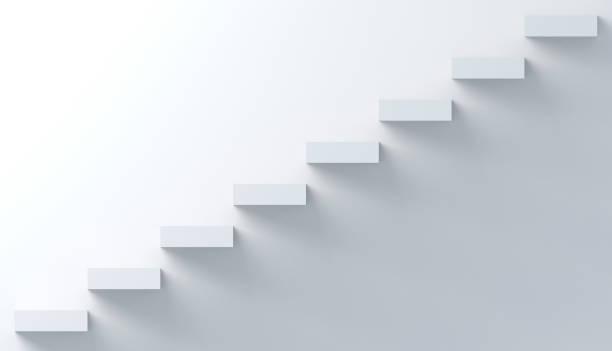 die treppe - treppe stock-fotos und bilder