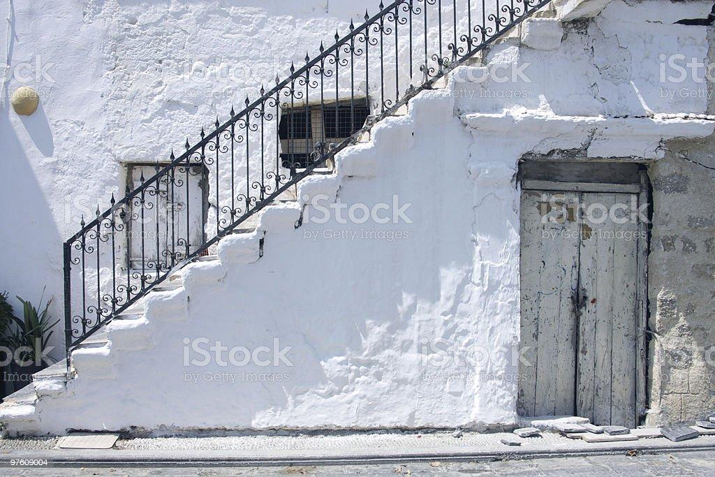 Stairs royaltyfri bildbanksbilder