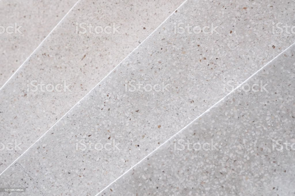 Stairs Terrazzo Polished Stone Walkway And Floor, Pattern And Color Surface  Marble And Granite Stone