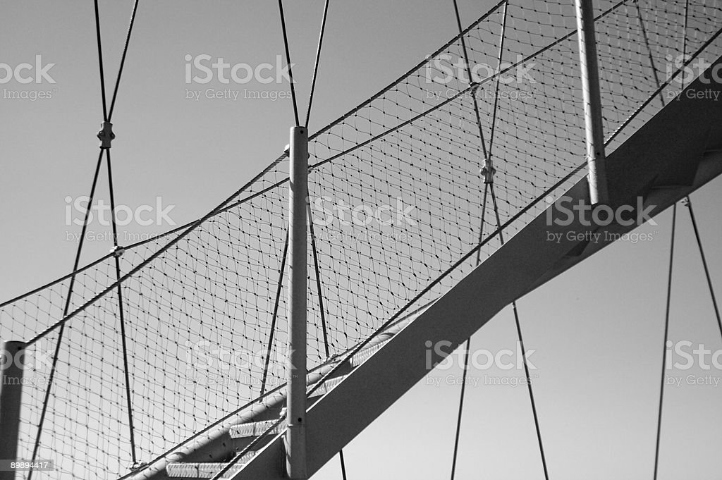 Stairs to heaven royalty-free stock photo
