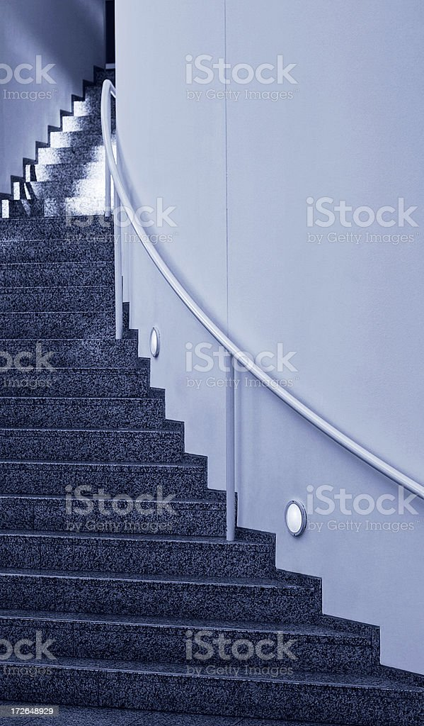 Stairs To Nowhere royalty-free stock photo