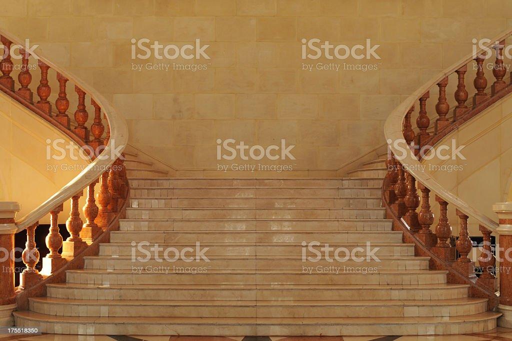 Stairs - XLarge stock photo