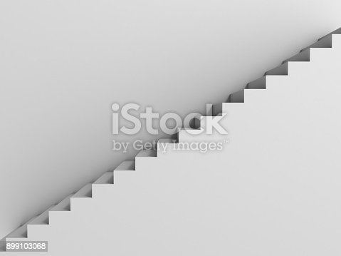 1154986671 istock photo Stairway as background 3d illustration 899103068