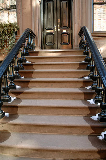 Treppen in New York City – Foto