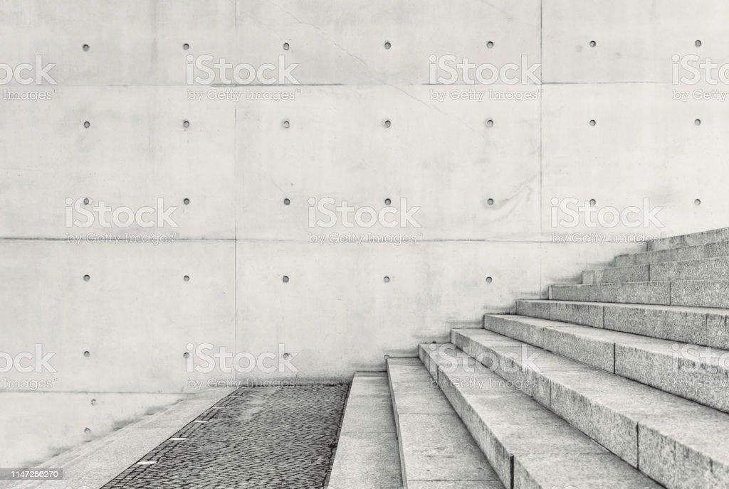Treppe - Lizenzfrei Abstrakt Stock-Foto
