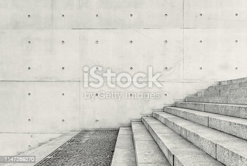 istock Stairway leading up 1147286270