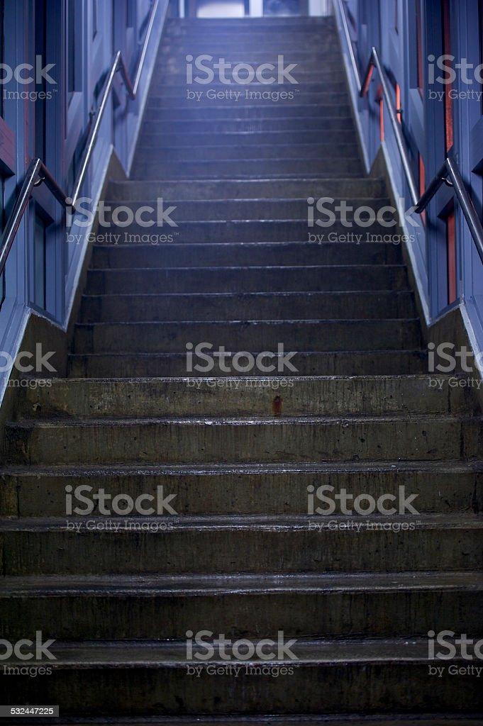 Treppe Lizenzfreies stock-foto