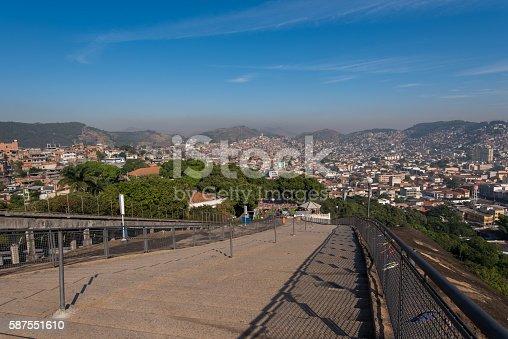 587773316 istock photo Stairway to Favelas 587551610