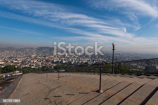 587773316 istock photo Stairway to Favelas 587551884
