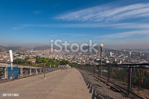587773316 istock photo Stairway to Favelas 587551960