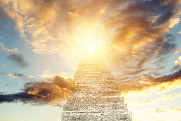 Image result for picture of a stairway to heaven
