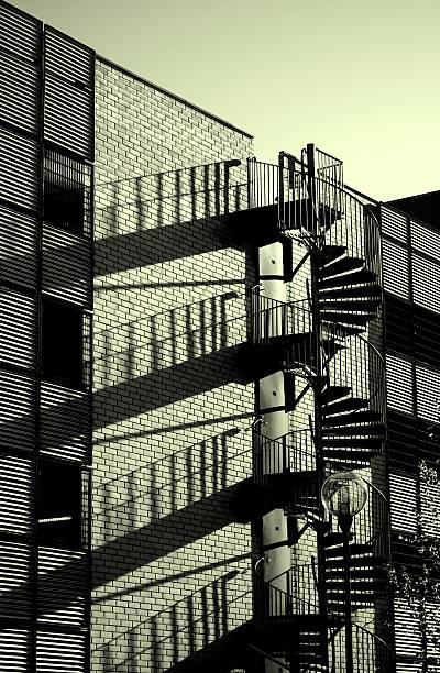Stairway to Paradise stock photo