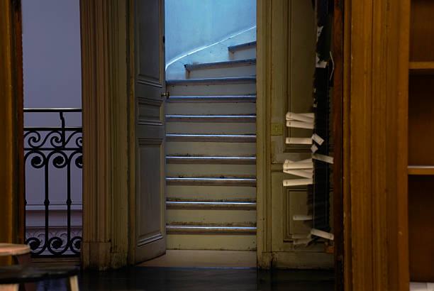 Escalier vers les Combles - Photo