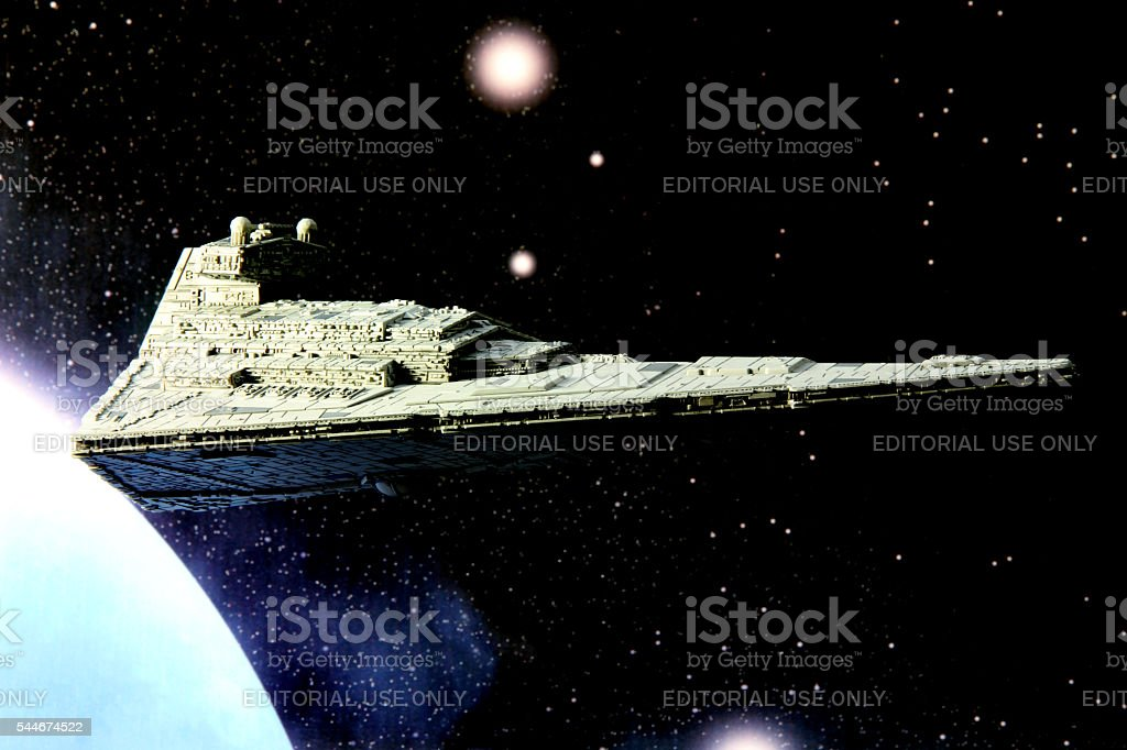 Stalking Space stock photo