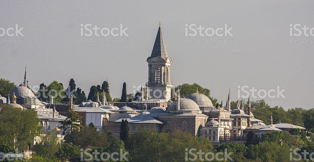 Stambul royalty-free stock photo