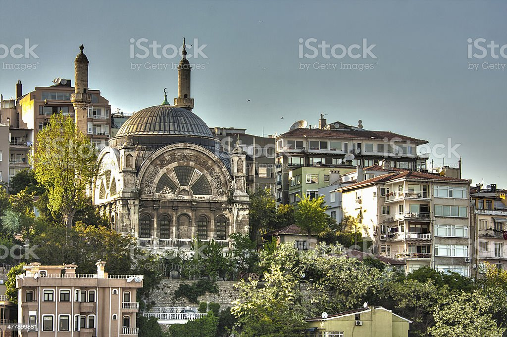 Stambul royalty-free stock photo
