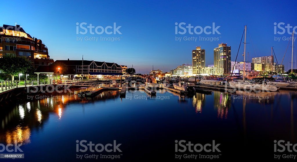 Stamford, Connecticut stock photo