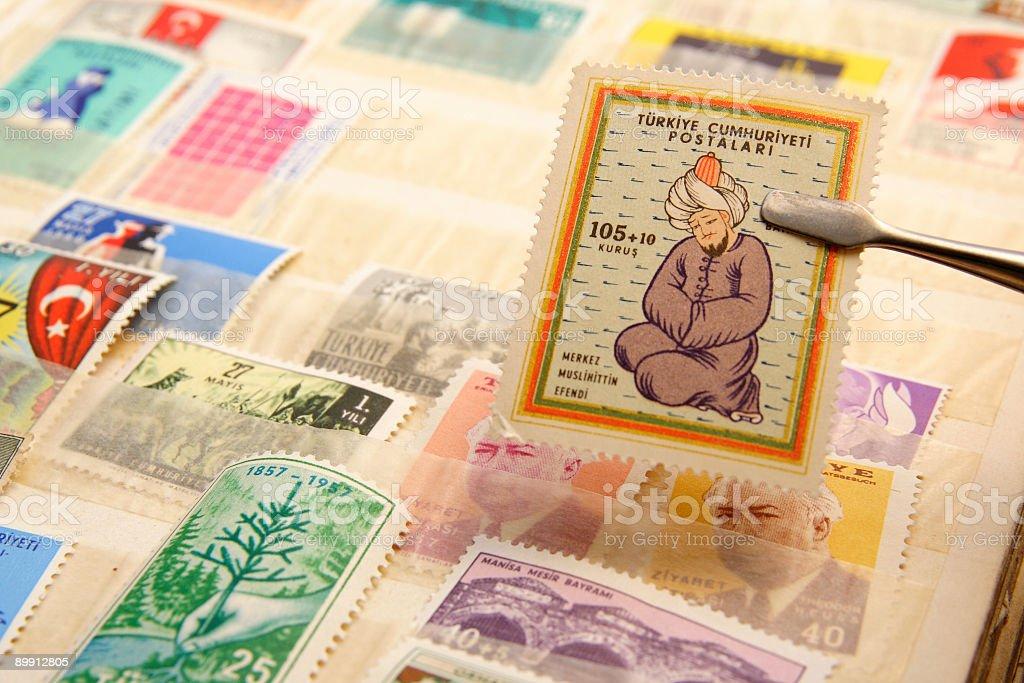Stamp コレクション ロイヤリティフリーストックフォト
