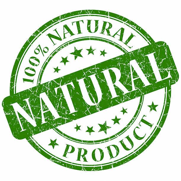 Timbro naturale - foto stock