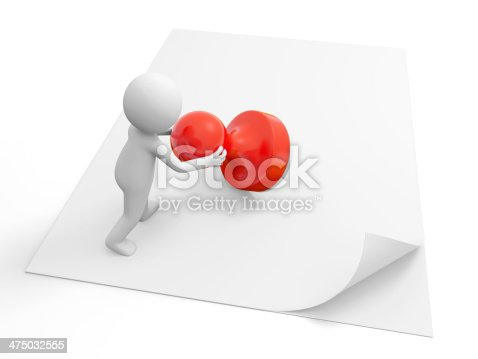 474551486istockphoto Stamp on paper 475032555