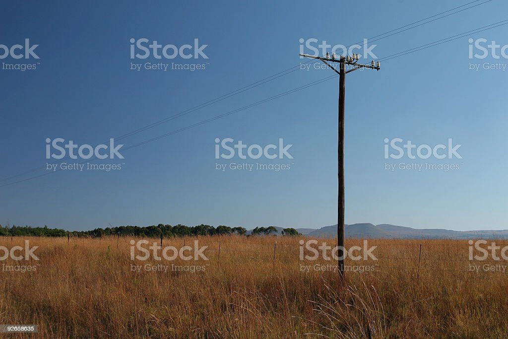 stand alone royalty-free stock photo