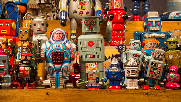 stand of toys - toy stock pictures, royalty-free photos & images