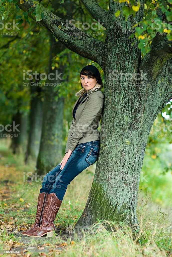 stand royalty-free stock photo