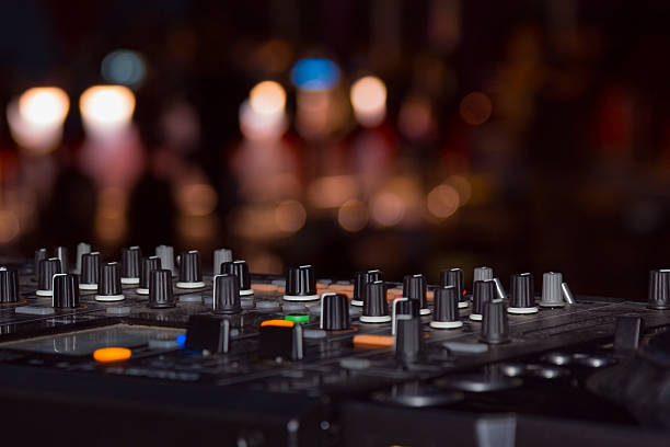 DJ Fique de - foto de acervo