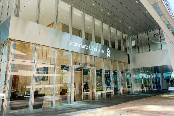 Standard Chartered Bank building – Foto