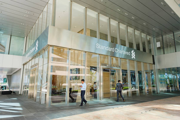 Standard Chartered Bank in Central district – Foto