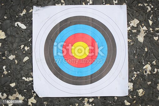 1048647890 istock photo Standard color target for shooting 1180993886