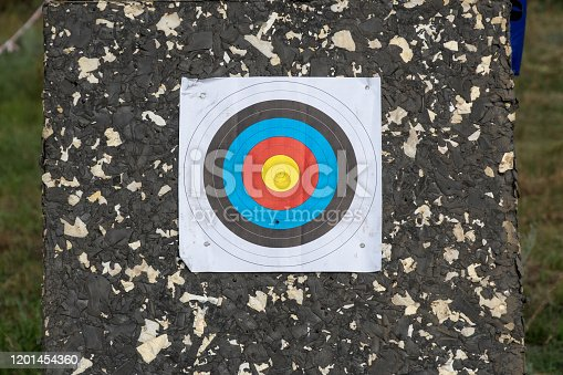1048647890 istock photo Standard color target for shooting 1201454360