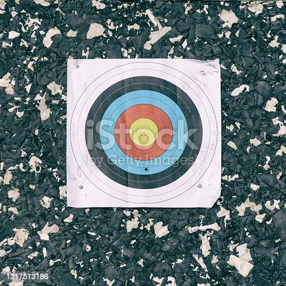 1048647890 istock photo Standard color target for shooting 1217513186