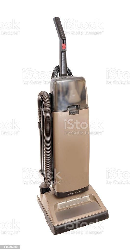 Standard vacuum cleaner stock photo