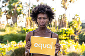 Standing for equity rights in the world