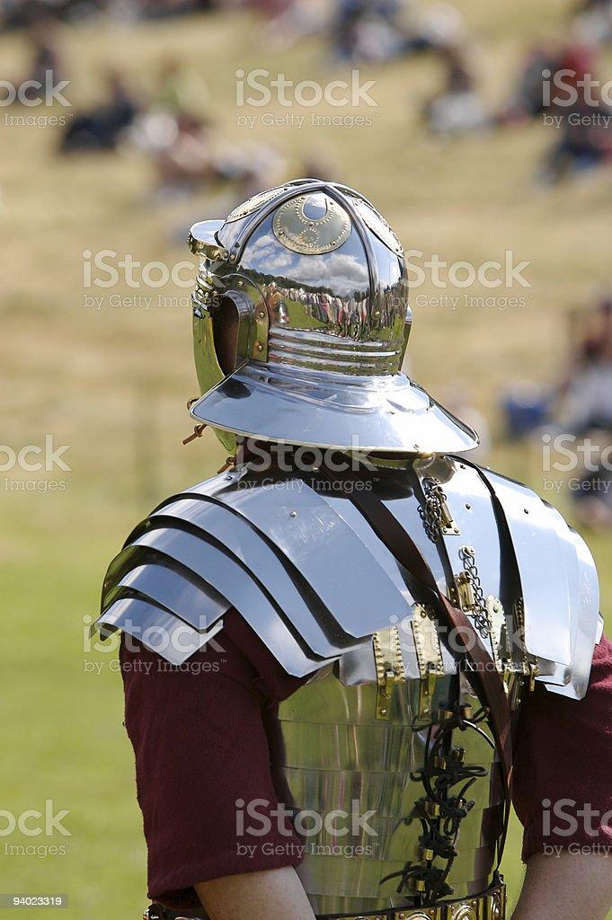 Standing Guard stock photo