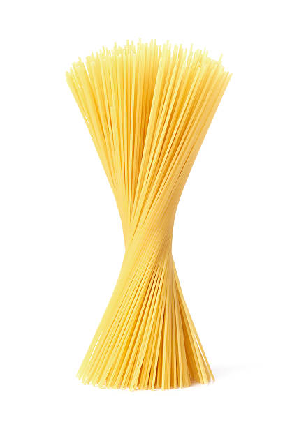 standing spaghetti bunch of isolated spaghetti spaghetti stock pictures, royalty-free photos & images