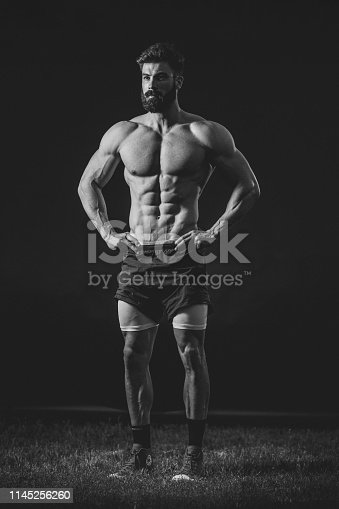 618209684 istock photo Standing Strong 1145256260