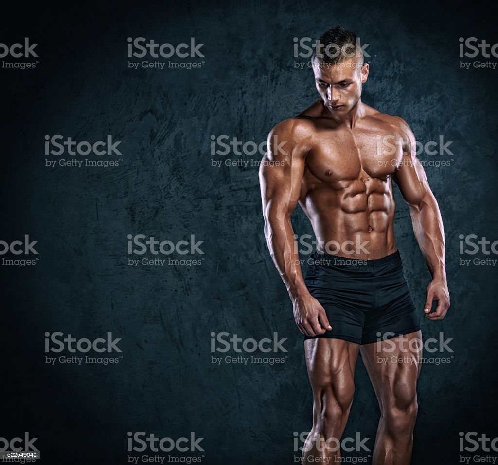 Standing Strong stock photo